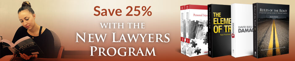 New Lawyers Program