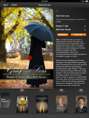 iPad App - Grief and Loss 2