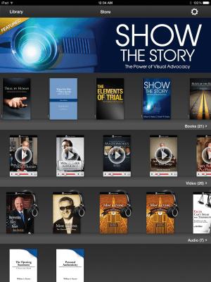 iPad App - Store 2