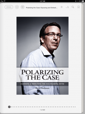 iPad App - Polarizing the Case