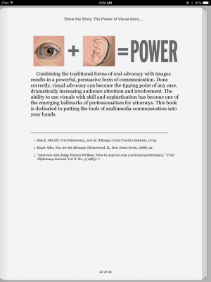 iPad App - Show the Story 5