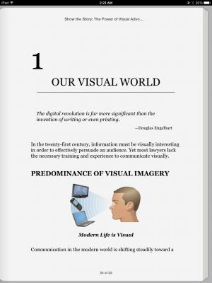 iPad App - Show the Story 6