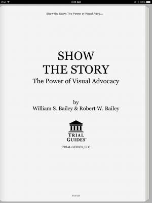 iPad App - Show the Story 7